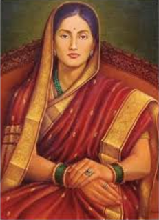 Sai Bhosale first wife and chief consort of Shivaji