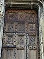 Saint-Côme-d'Olt église portail vantail (2).jpg