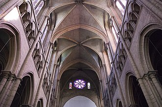 Lyon Cathedral - Image: Saint Jean de Lyon