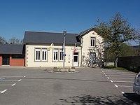 Saint-Maigner (Puy-de-Dôme) mairie.JPG