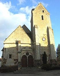 Saint-Mard -de-Réno, Orne, église Saint Médard bu 221.jpg
