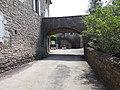 Saint-Maurice d'Ardèche - Entrée du village.jpg