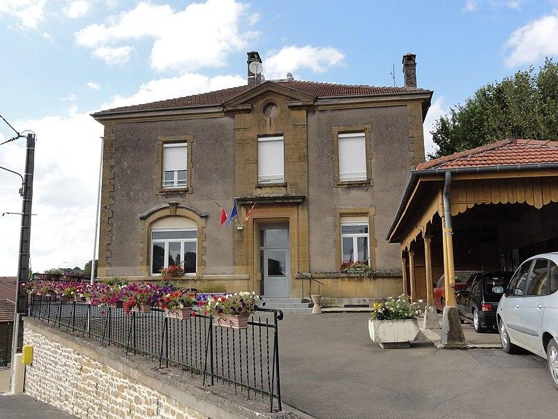 Saint-Supplet (Meurthe-et-M.) mairie
