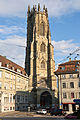 Saint nicholas cathedral in fribourg.jpg