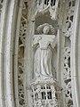 Saintes (17) Cathédrale Saint-Pierre Portail occidental 05.JPG