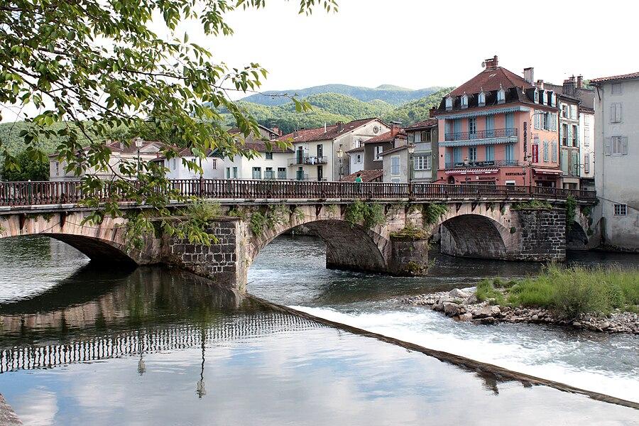 France commune de saint girons - Office tourisme st girons ...