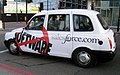 Salesforce.com taxi in London 2008.jpg