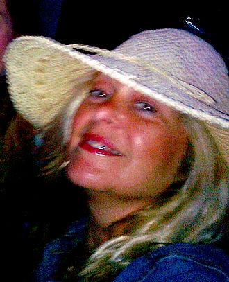 Sally Barker - Image: Sally w hat