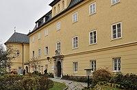 Salzburg Johannesspital ehemaliges Mädchenwaisenhaus.JPG