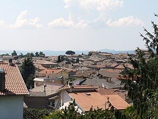 San Lorenzo Nuovo Comune in Lazio, Italy