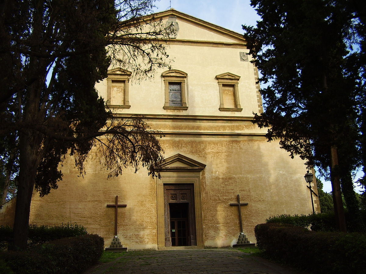 Chiesa di san salvatore al monte wikipedia for Mobilia san salvatore