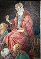 Sandro botticelli, un giovane presentato da venere alle arti liberali, forse lorenzo tornabuoni, 1483-1485 ca., da villa lemmi, firenze 07.jpg