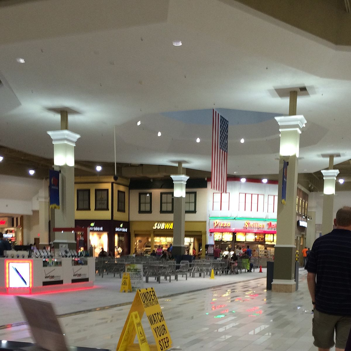 Food Court Sangertown Mall