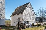 Sankt Veit an der Glan Hörzendorf Friedhof Karner NW-Ansicht 27122018 5720.jpg
