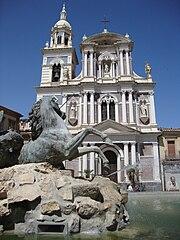 Церковь св. Себастьяна, Caltanissetta, Сицилия