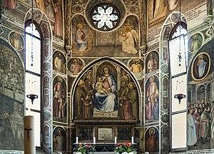 Giusto de' Menabuoi - Cappella del beato Luca Belludi Sant'Antonio (Padua)