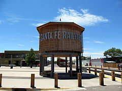 Santa Fe Railyard Water Tower.jpg