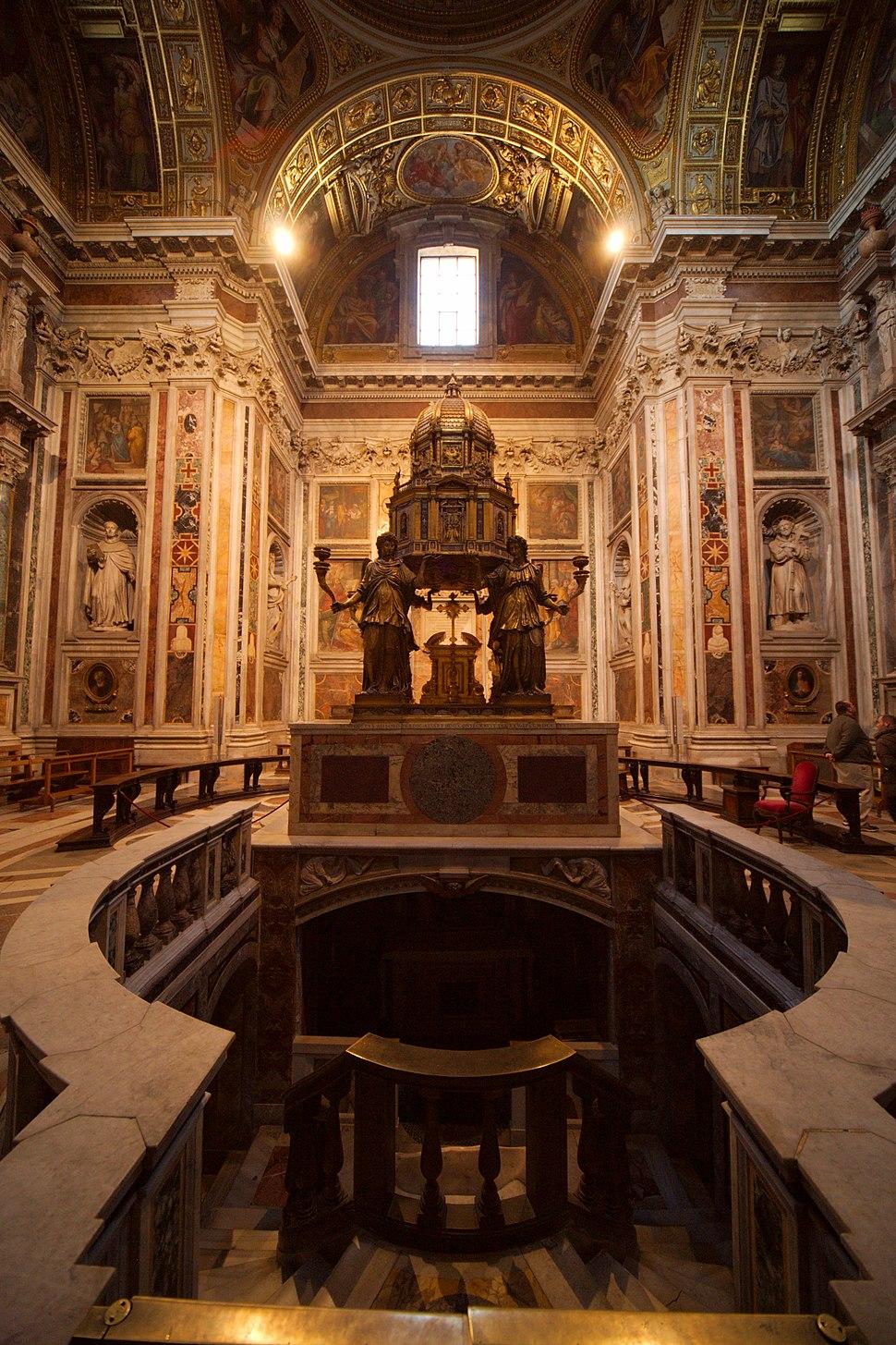 Santa Maria Maggiore (Rome) 06