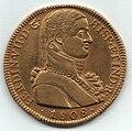 Santiago de Chile Ferdinand VII 8escudos av.jpg