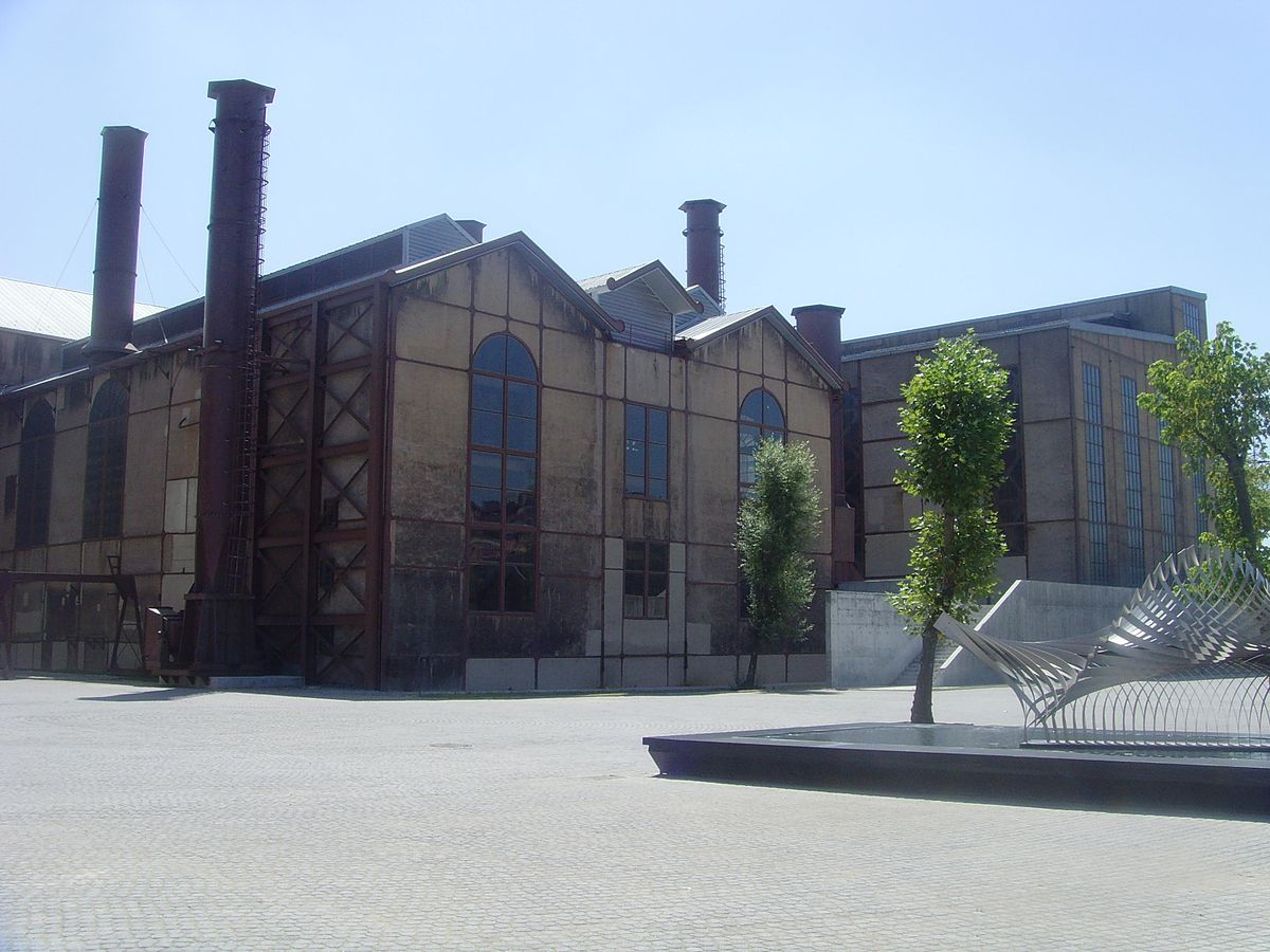 Image result for SantralIstanbul Energy Museum in Istanbul at Turkey
