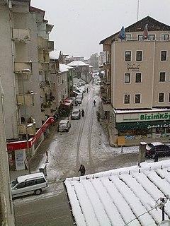 Sapanca Place in Sakarya, Turkey