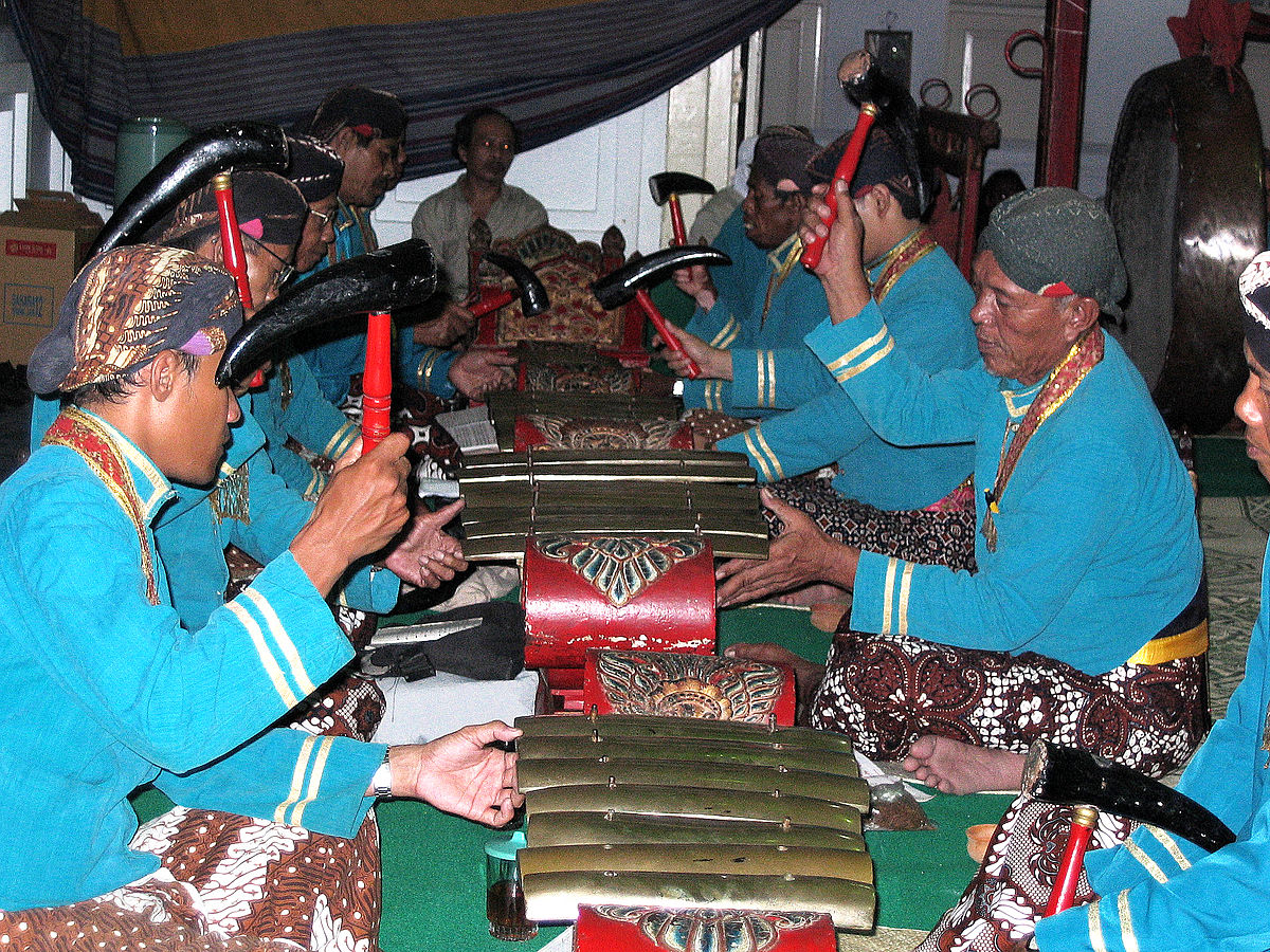 Gamelan Sekaten - Wikipedia