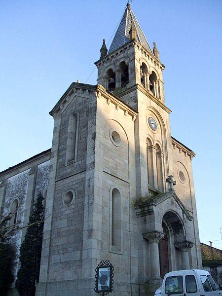 File:Sarria - Iglesia de Santa Marina.jpg