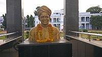 Sarvepally Radhakrishna Statue
