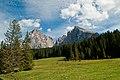 Sassolungo e Sassopiatto dall'Alpe di Siusi - panoramio.jpg