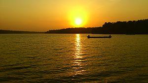 Sasthamcotta Lake - Sasthamkotta Lake