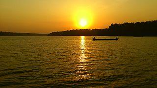 Sasthamcotta Lake lake in Kerala, India