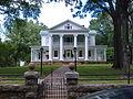 Savannah Historic District, Irregular pattern along Main, Deford, Guinn, Church, College, Williams and Cook Sts 19.JPG