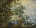 Savery, Roelandt - Landscape with hunters.jpg