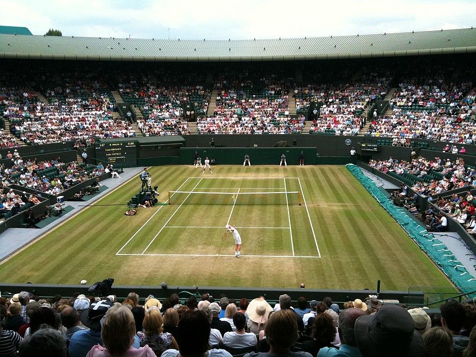 Saville vs Broady – Wimbledon Boys Singles Final 2011
