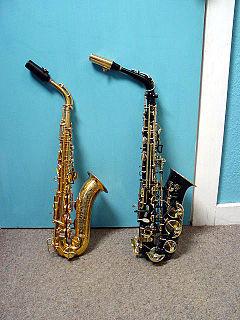 Mezzo-soprano saxophone