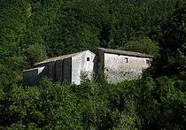 Scheggia, Monte Cucco - Abbazia di Santa Maria di Sitria - 2.jpg