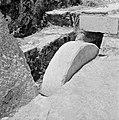 Schijfvormige steen bij het familiegraf van Herodus, Bestanddeelnr 255-2387.jpg