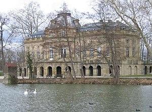 Ludwigsburg - Castle Monrepos.