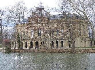 Ludwigsburg - Monrepos Palace