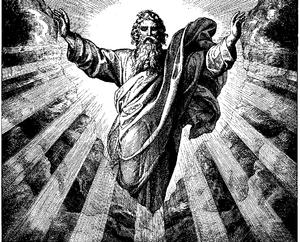 Schnorr von Carolsfeld Bibel in Bildern 1860 001