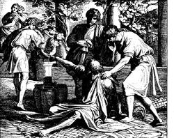 Schnorr von Carolsfeld Bibel in Bildern 1860 020