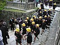 School children at Kiyomizu-dera.jpg