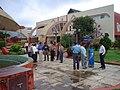 Science Career Ladder Workshop Participants Visiting Science City - Indo-US Exchange Programme - Kolkata 2008-09-17 01256.JPG