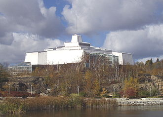Northern Ontario - Science North in Sudbury.