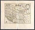 Sclavonia, Croatia, Bosnia cum Dalmatiæ Parte - Atlas Maior, vol 2, map 33 - Joan Blaeu, 1667 - BL 114.h(star).2.(33).jpg