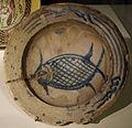 Scodella con pesce, 1175-1225 ca. da mus. s.matteo pisa, già in s.michele degli scalzi.JPG