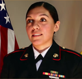 Screen capture from a DoD video about Remedios Cruz -a - 2015-12-18 (cropped).png