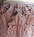 Sculptured pillar in the Calcutta High Court 32.jpg