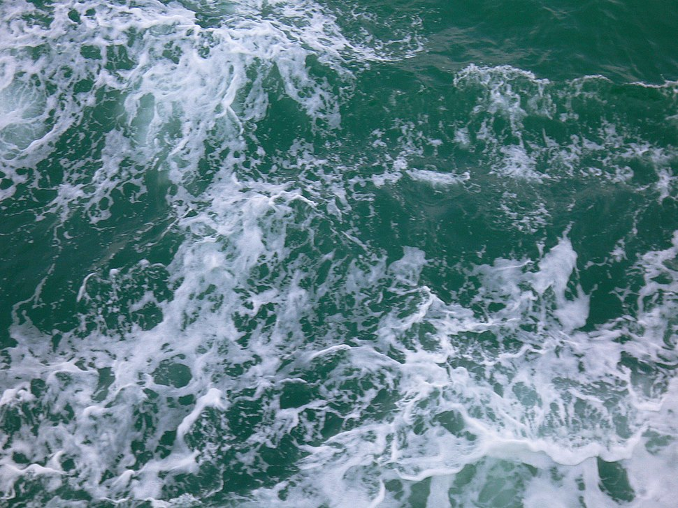 Sea water Virgo