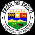 Seal of Basco, Batanes.png